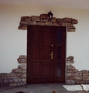 отделка входных дверейдубом простое решение для вашего