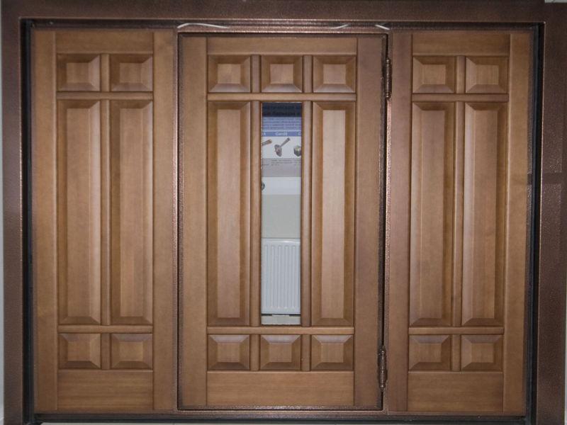 производство нестандартных металлических дверей