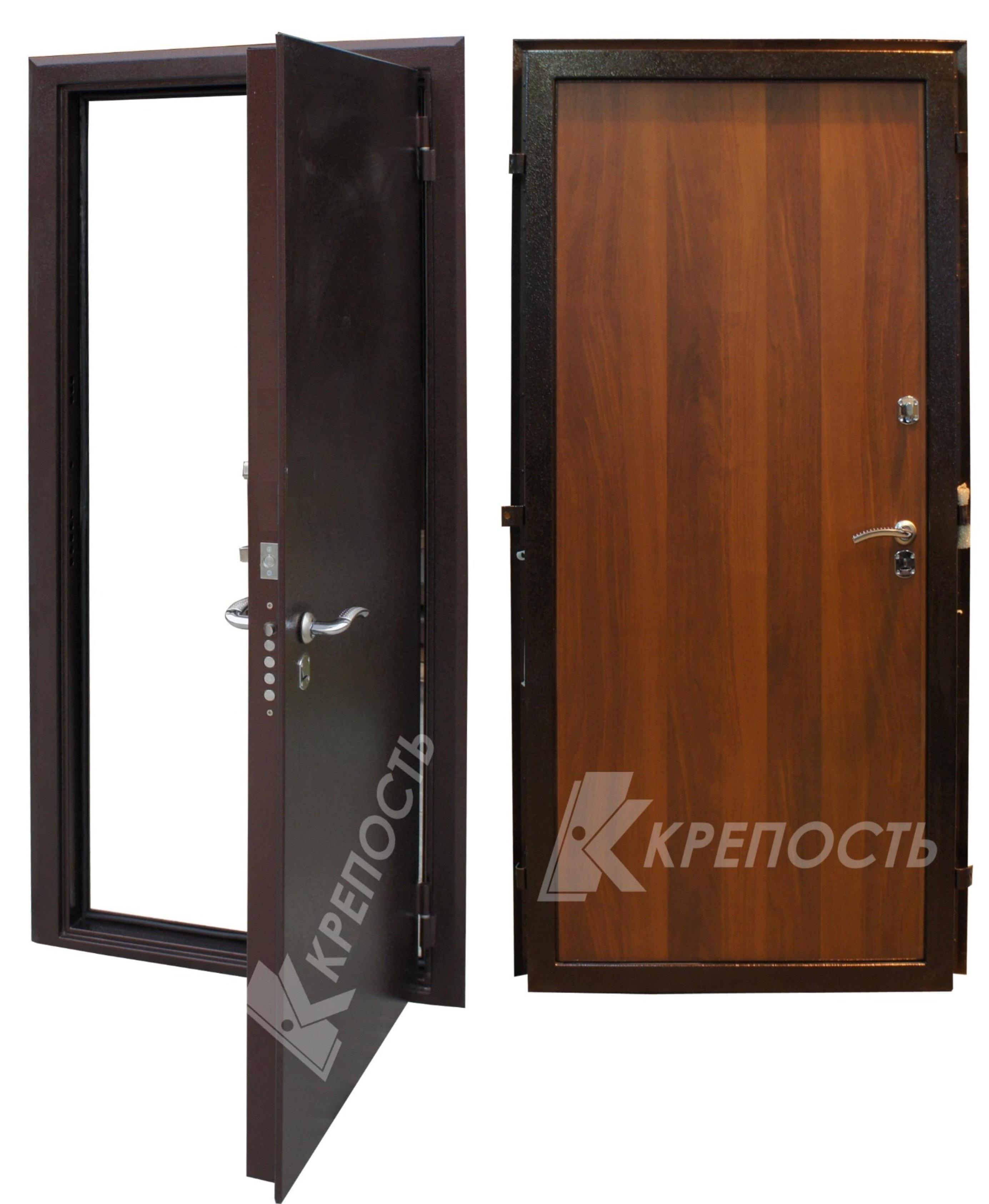 заказать изготовление недорогой металлической двери
